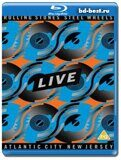 The Rolling Stones: Steel Wheels - Live (Blu-ray,блю-рей)