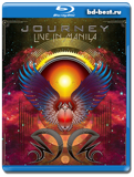 Journey: Live In Manila  (Blu-ray, блю-рей)