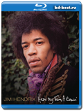Jimi Hendrix: Hear My Train A Comin' (Blu-ray, блю-рей)