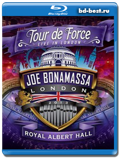 Joe Bonamassa: Tour de Force - Royal Albert Hall - Live in London (Blu-ray, блю-рей)