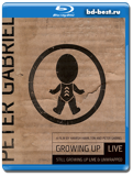 Peter Gabriel: Growing Up Live  (Blu-ray, блю-рей)