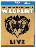 The Black Crowes - Warpaint live (Blu-ray, блю-рей)