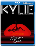 Kylie Minogue: Kiss Me Once - Live at the Sse Hydro  (Blu-ray, блю-рей)